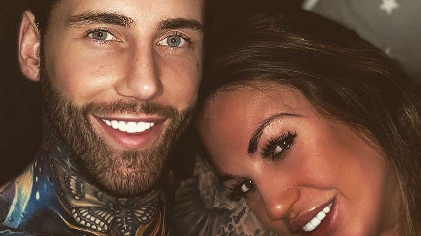 TV-Star Jeremy McConnell und seine Freundin Katie
