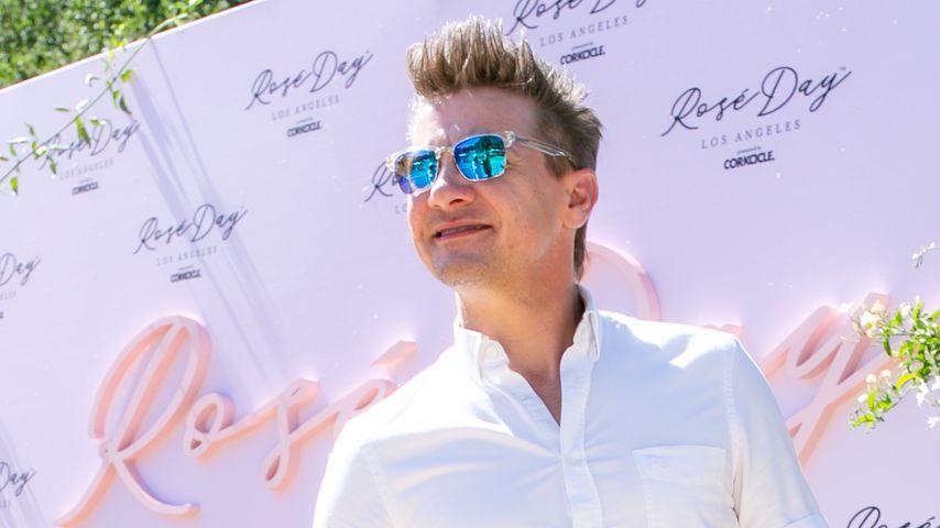 Jeremy Renner bei einem Event in Malibu