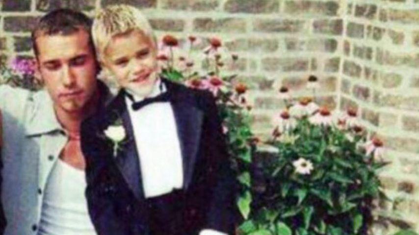 """""""Liebe dich so sehr"""": Justin Bieber gratuliert seinem Vater"""