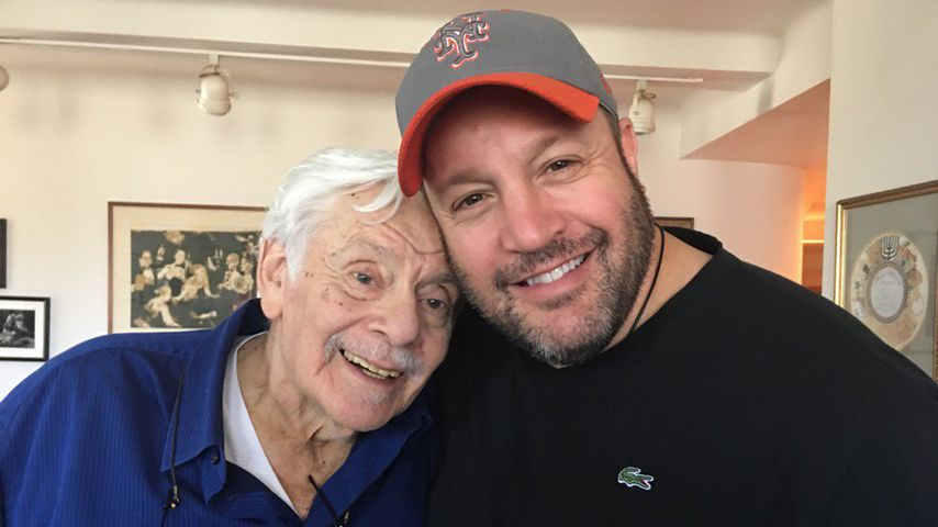 Jerry Stiller und Kevin James 2016