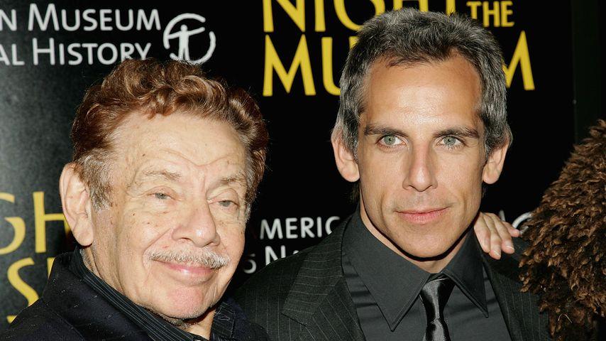 Jerry und Ben Stiller