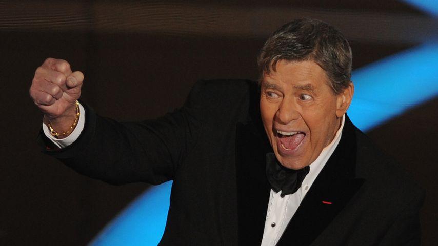 Jerry Lewis bei der Oscar-Verleihung 2009