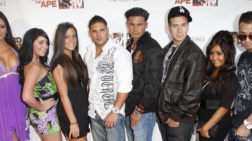 """""""Jersey Shore""""-Cast"""