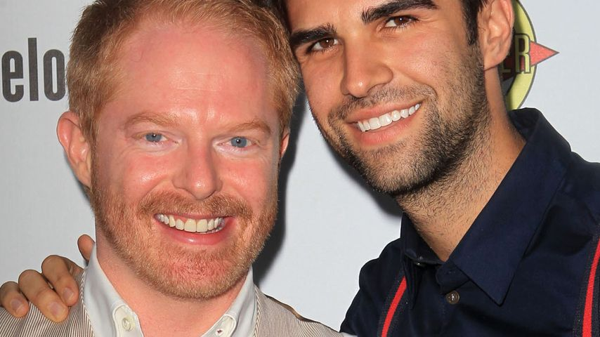 Modern Family-Star Jesse Tyler Ferguson heiratet!