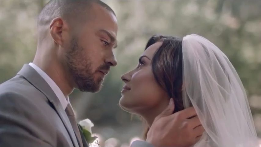 "Neuer Musikclip: Demi Lovato heiratet ""Grey's Anatomy""-Jesse"