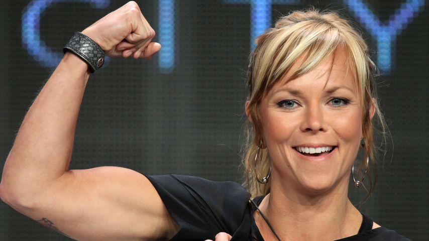 Jessi Combs, US-amerikanische Rennfahrerin