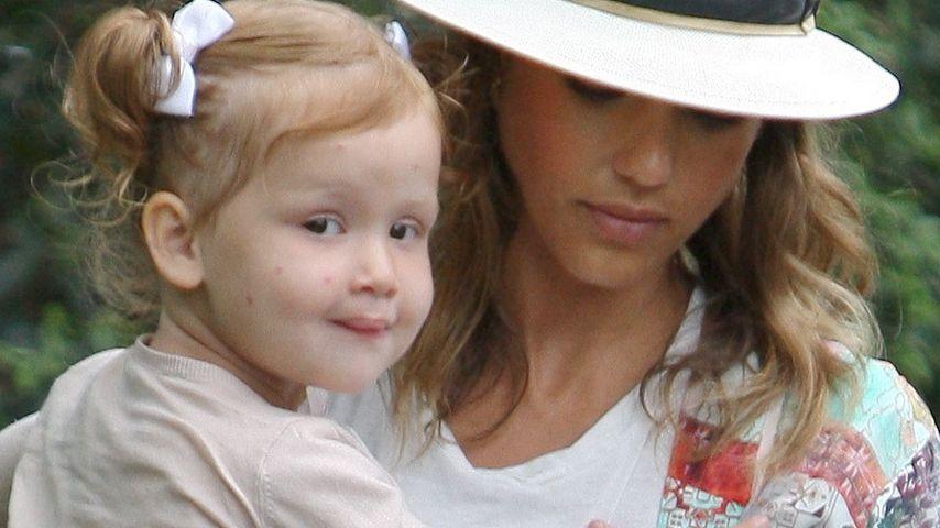 Familienausflug: Jessica Alba mit ihren 3 Liebsten