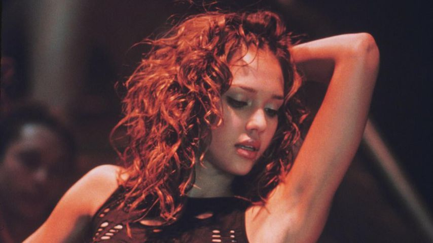 """Jessica Alba in einer Szene aus """"Honey"""" (2003)"""