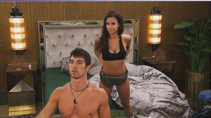 Jessica Graf und ihr Freund Cody Nickson