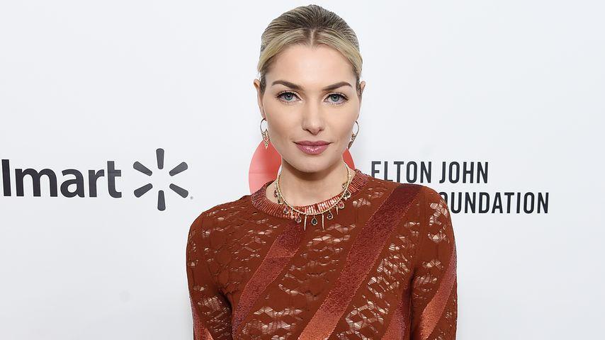 Jessica Hart im Februar 2020