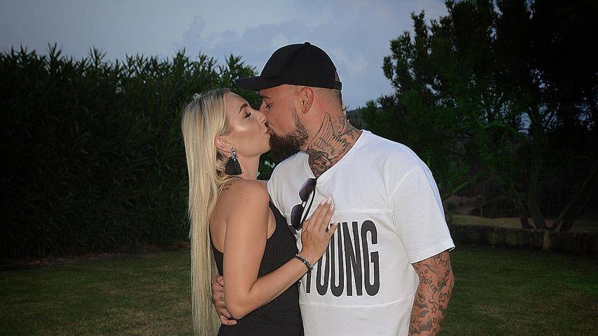 Jessica Neufeld und Niklas Schröder