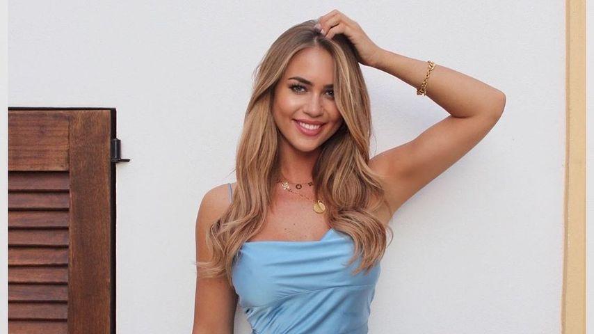 Jessica Paszka auf Ibiza