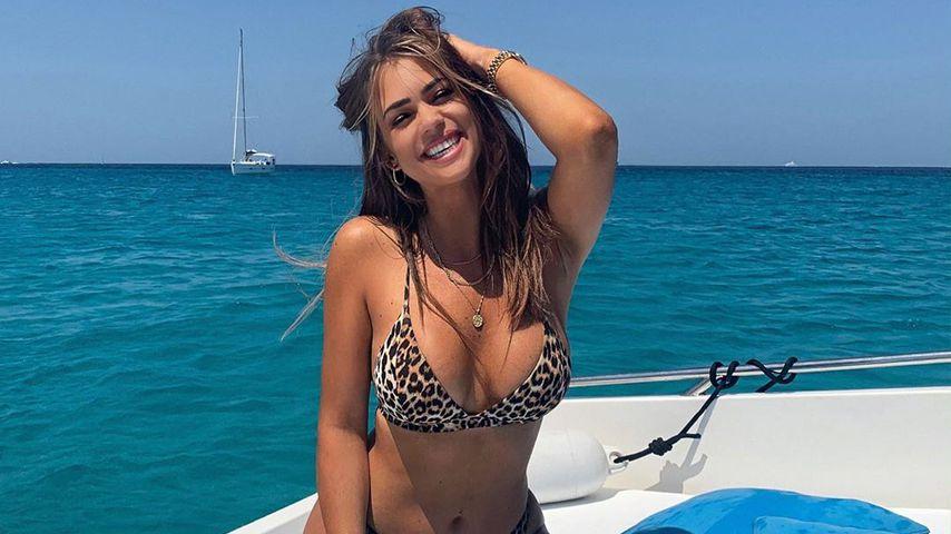 Jessica Paszka im Bikini