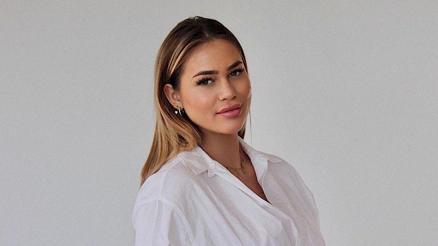 Jessica Paszka in der 33. Schwangerschaftswoche