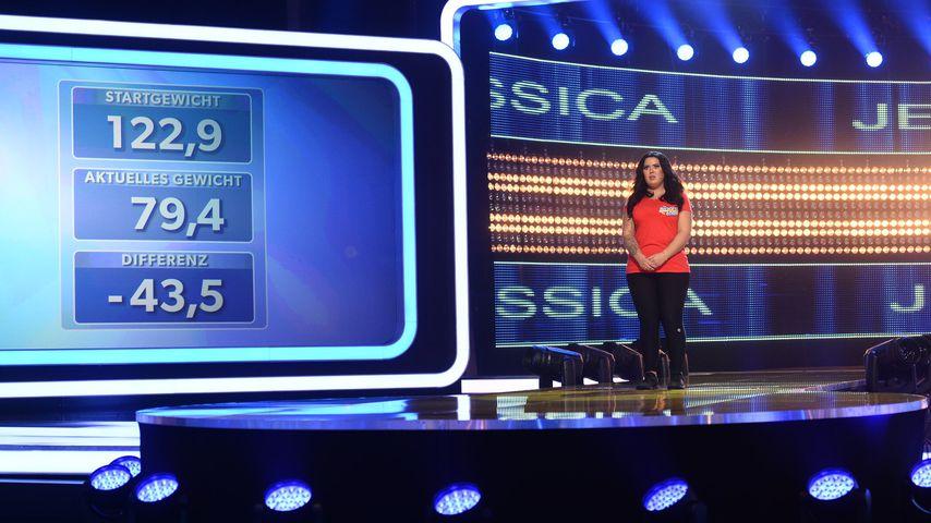 """Jessica im """"The Biggest Loser""""-Finale"""
