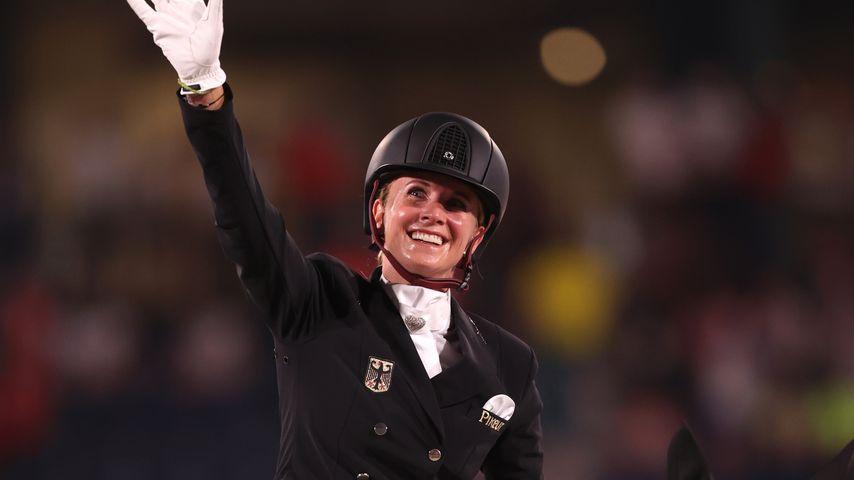 Jessica von Bredow-Werndl bei Olympia 2020