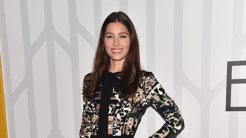 "Schauspielerin Jessica Biel auf der Premiere von ""The Book of Love"" in Los Angeles"