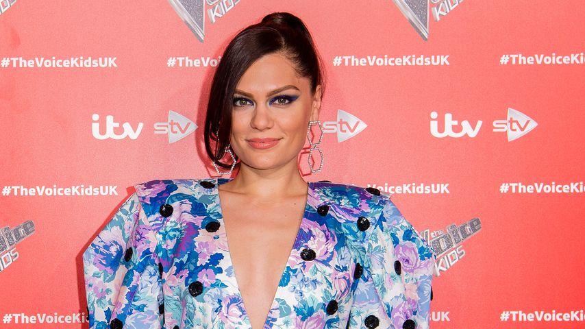 """Jessie J beim Photocall von """"The Voice Kids"""" 2019"""