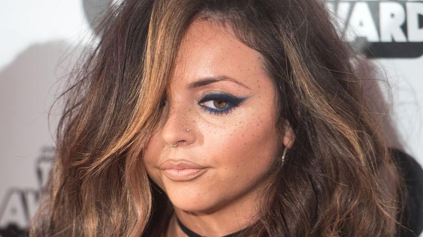 Little Mix-Sängerin Jesy Nelson im Oktober 2016 bei einer Preisverleihung in London