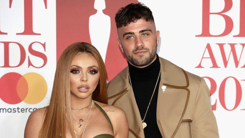 Sind Ex-Little-Mix-Sängerin Jesy und Harry wieder ein Paar?