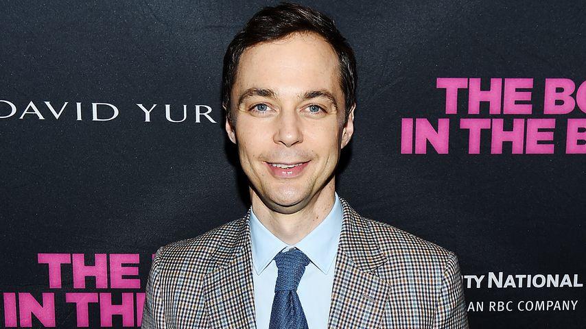 """Jim Parsons, """"The Big Bang Theory""""-Darsteller"""