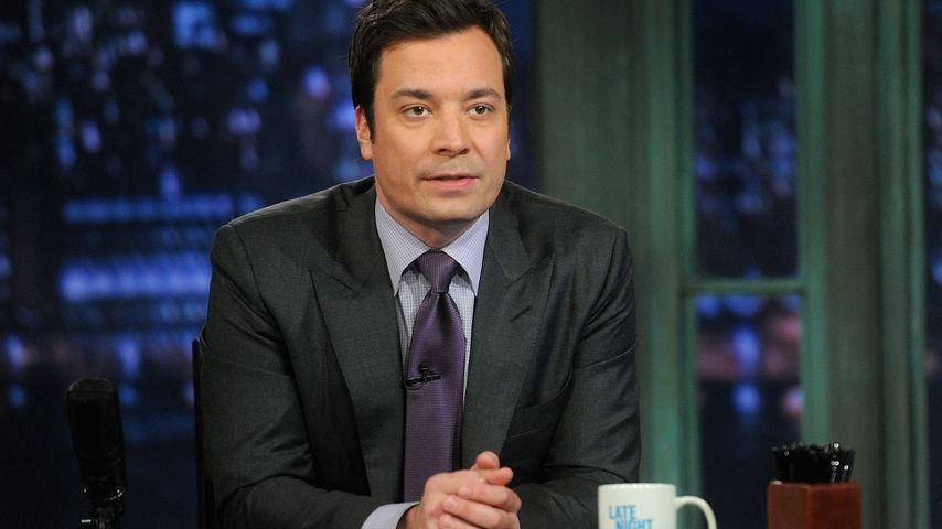1. Show nach Unfall: Jimmy Fallon albert schon wieder im TV