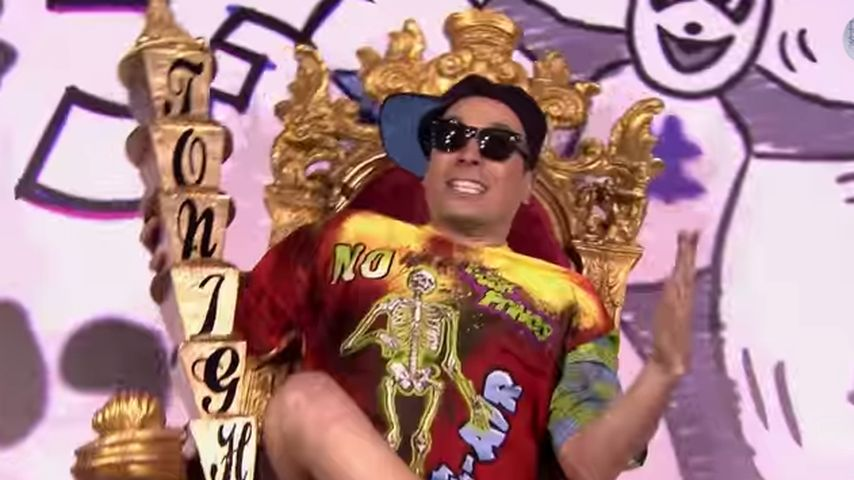 Coole Parodie: Jimmy Fallon als Prinz von Bel-Air