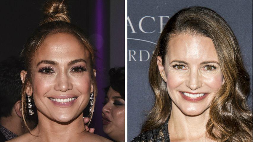 "Freunde vergleichen J.Lo mit ""Sex and the City""-Charlotte!"