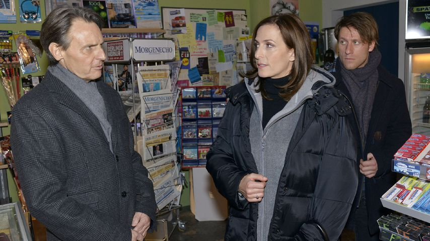 Jo Gerner trifft auf Katrin Flemming und Till Kuhn