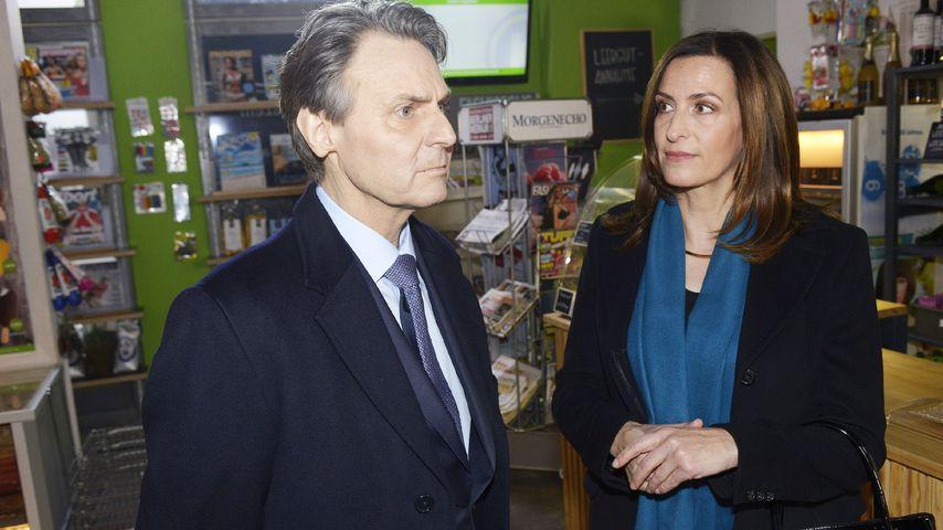 Jo Gerner (Wolfgang Bahro) und Katrin (Ulrike Frank) bei GZSZ