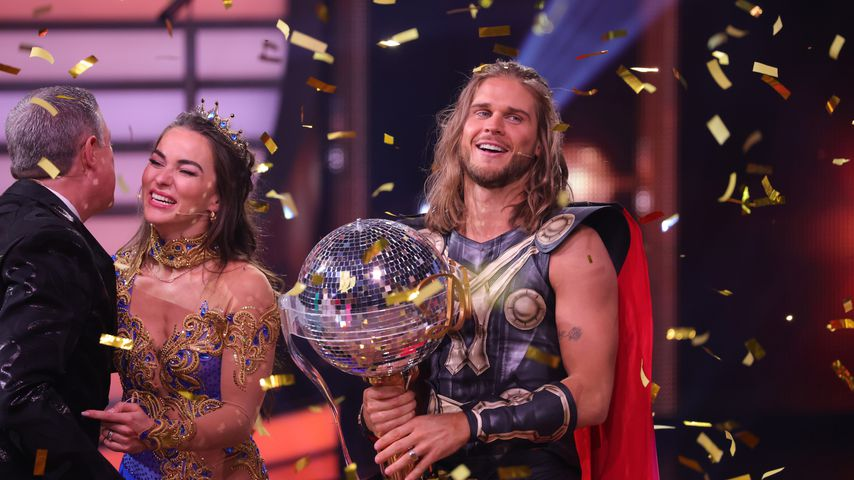 "Rúriks ""Let's Dance""-Sieg: Islands Präsident gratulierte"