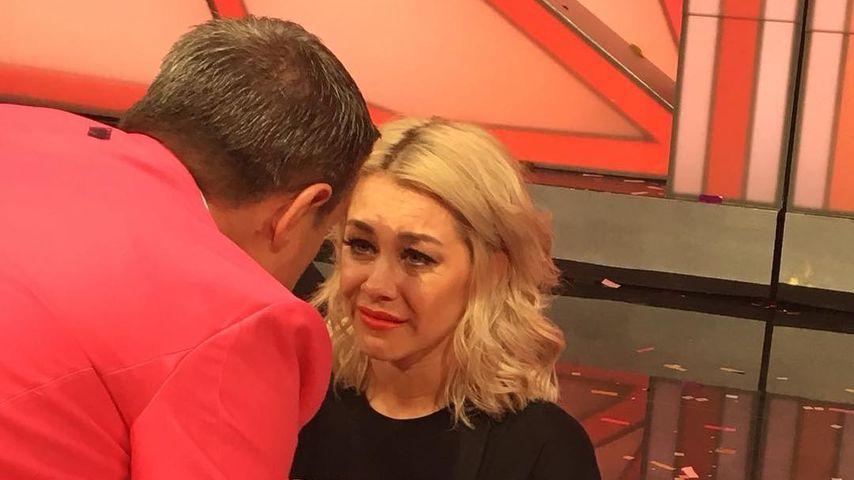 """Oana Nechiti: Tränen-Zusammenbruch nach """"Let's Dance""""-Finale"""