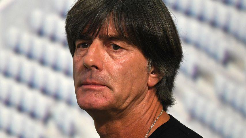 Joachim Löw bei einer DFB-Pressekonferenz