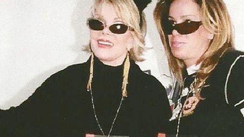 Melissa Rivers: 1. Halloween ohne ihre Mutter Joan