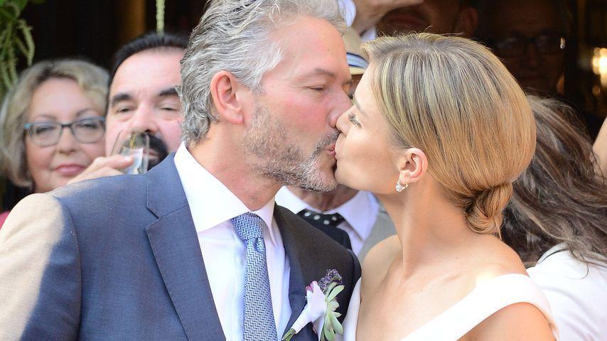 Nach drei Verlobungs-Monaten: Joanna Krupa als schöne Braut