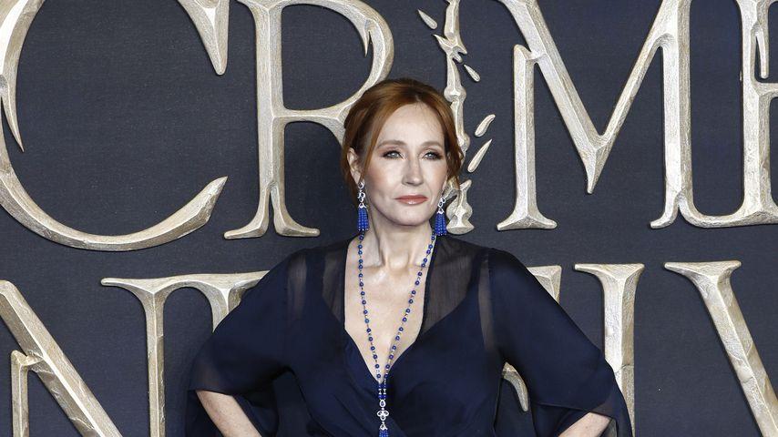 "Joanne K. Rowling, Autorin von ""Harry Potter"""