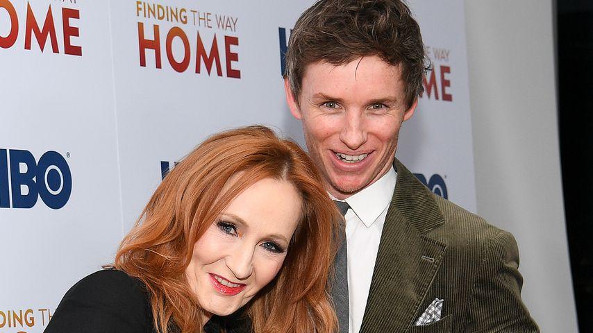 Nach Trans-Post: Eddie Redmayne distanziert sich von Rowling