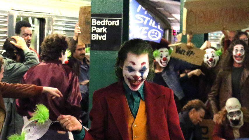 """Joaquin Phoenix am Set des neuen """"Joker""""-Films"""