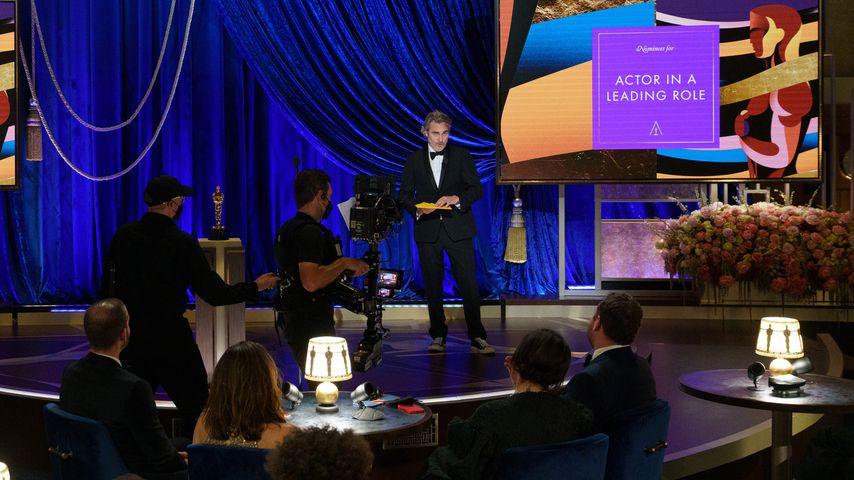 Joaquin Phoenix bei den Oscars 2021