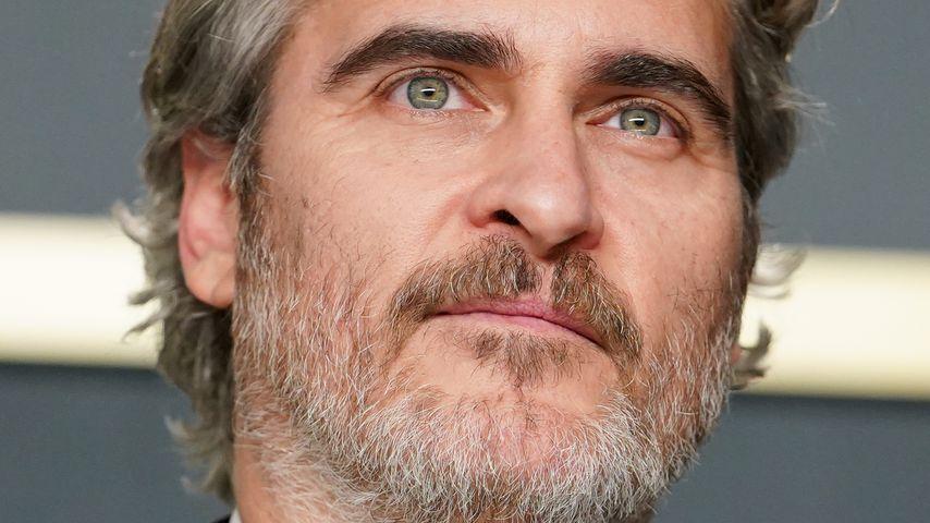 "Joaquin Phoenix bei den ""Oscars 2020"""