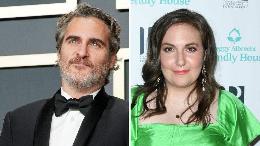 Wegen Joaquin Phoenix' Oscar-Rede: Lena Dunham jetzt vegan