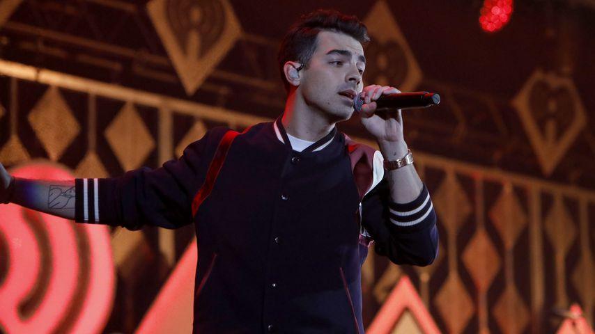 Joe Jonas beim Jingle Ball 2019 in Chicago