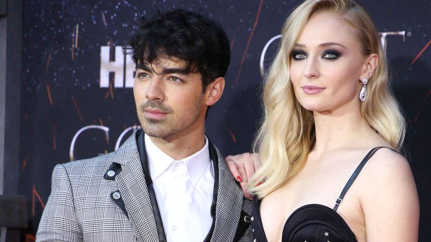 Sophie & Joe Jonas' Heirats-Überbleibsel bei Ebay verkauft!