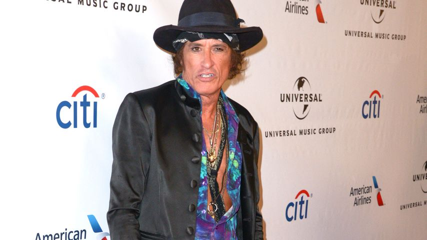 Joe Perry bei der Grammy After Party