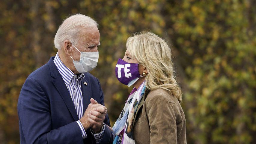 Joe Biden Ehefrau