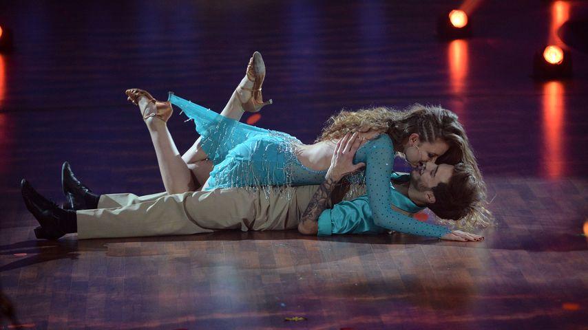 """Joelina Drews und Marc Aurel Zeeb bei """"Dancing with the Stars"""""""