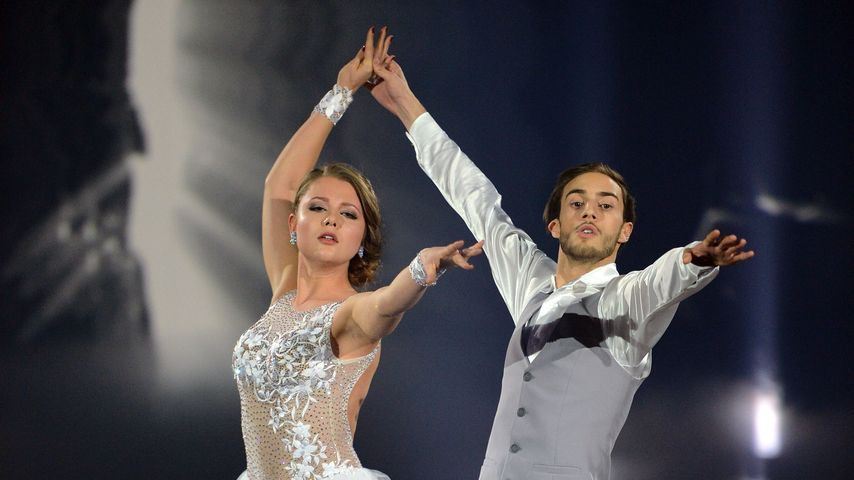 "Joelina Drews und Marc Aurel Zeeb bei ""Stepping Out"" 2015 in Köln"
