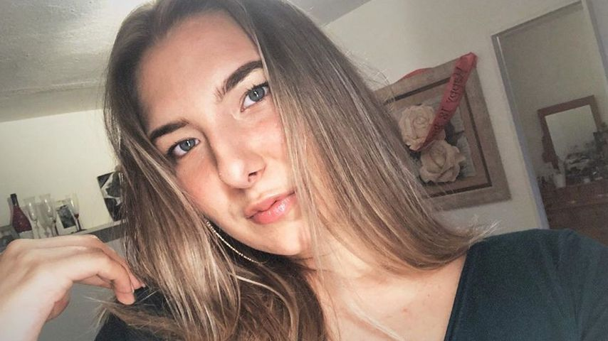 Joelina Karabas, Tochter von Daniela Büchner