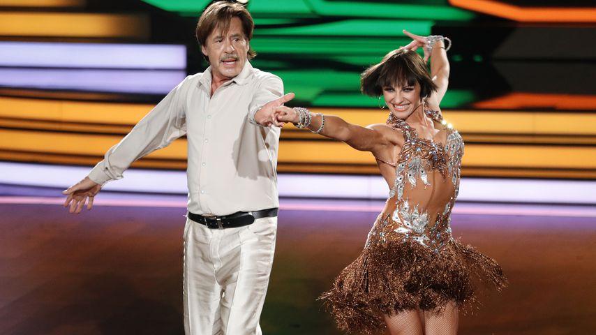 "Jörg Draeger und Marta Arndt bei ""Let's Dance"" 2017"
