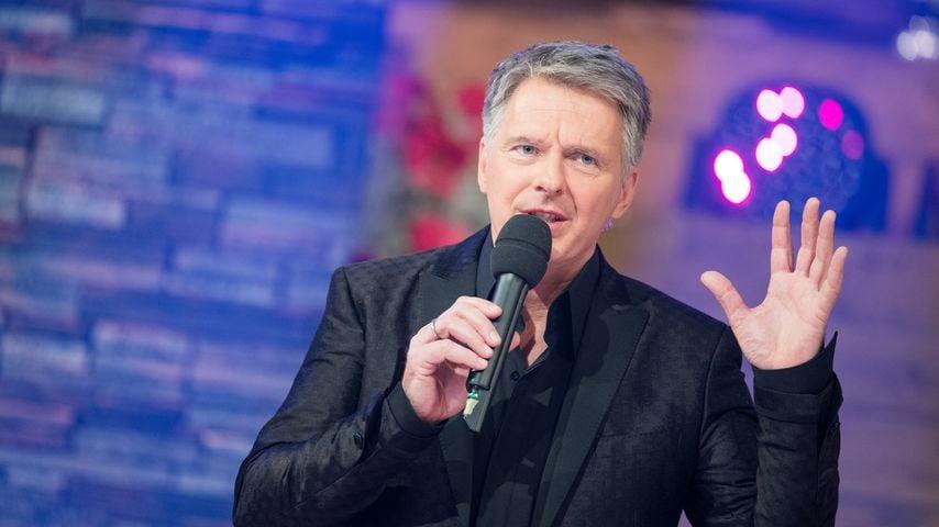 Jörg Pilawa bei der Silvestershow in Graz im Jahr 2017